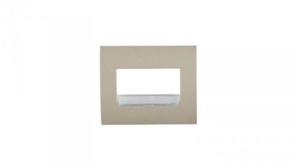 SISTENA LIFE Plakietka gniazda teleinformatycznego pearl 771575