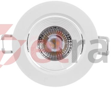 Oprawa downlight LED 5,5W START SPOT LED ADJ 450lm 4000K 53544
