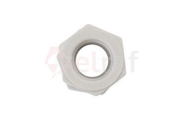 Dławnica kablowa PG 16 IP66 poliamidowa jasnoszara GW52005