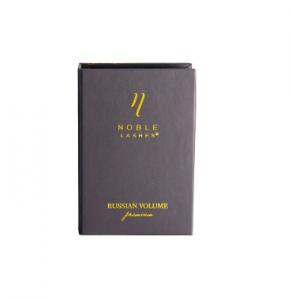 Rzęsy Russian Volume premium MINI D 0,10