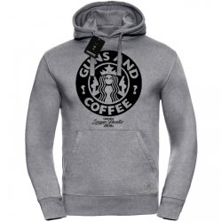 BLUZA GUNS AND COFFEE