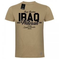 IRAQ FREEDOM WETERAN