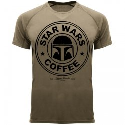 STAR WARS COFFEE BOBA FETT - TERMOAKTYWNA