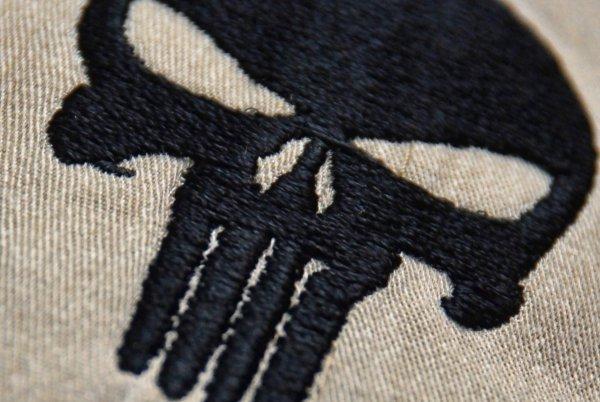 czapka PUNISHER (khaki)