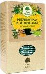 HERBATKA KURKUMA + LUKRECJA BIO 25x2g DARY NATURY