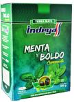 Yerba Mate Indega Menta y Boldo 500g