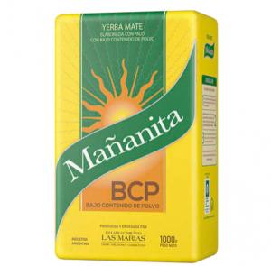 Yerba Mate Elaborada Mananita 1kg - Las Marias