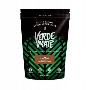Yerba Verde Mate Green + KAWA Coffee Tostada 500g