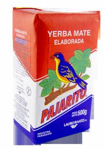 Yerba Mate Pajarito Elaborada - 500g