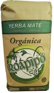 Yerba Mate Roapipo SUAVE Organica 500g Subtelna