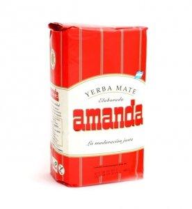 Yerba Mate Amanda Elaborada 1kg - PRZECENA