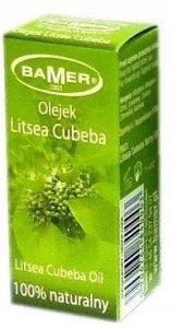 Olejek Eteryczny Litsea Cubeba Naturalny 7ml BAMER