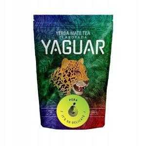 Yerba Mate Yaguar Pera Gruszka 0.5kg 500g