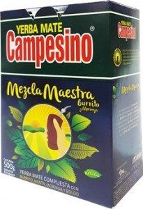 Campesino Menta Boldo Moringa Burrito 500g Maestra