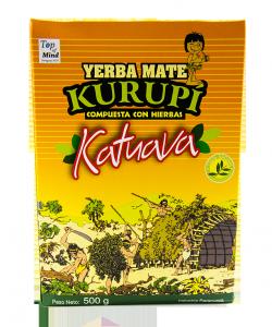 Yerba Mate Kurupi Katuava i Burrito 500g