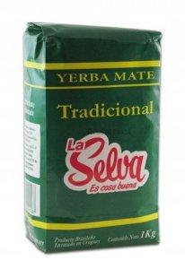 Yerba Mate La Selva Tradicional 1 kg - Urugwaj