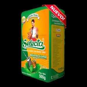 Selecta Molienda Gruesa 500g Grubo Cięta