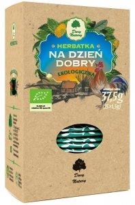 HERBATA NA DZIEŃ DOBRY BIO 25x1,5g YERBA MATE