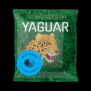 Yerba Mate Yaguar Wild Energy 50g Energia