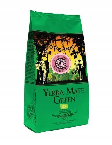 Yerba Mate Green ORGANIC BIO Floresta 400g