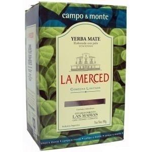Yerba mate La Merced de Campo & Monte - 500g