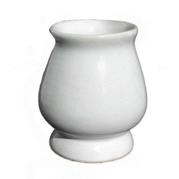 Matero Ceramiczne Biały Kielich