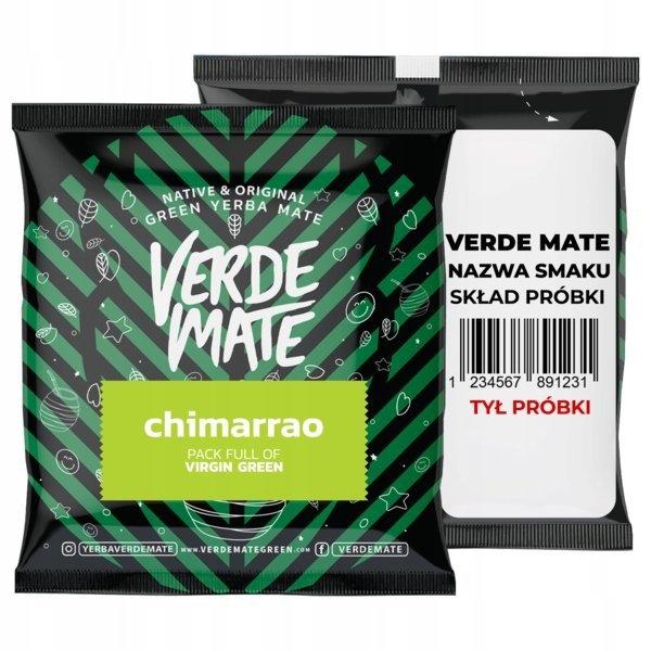 Yerba Mate Verde Mate Chimarrao 50g Brazylia