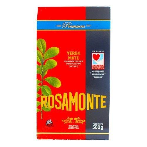 Yerba Mate Rosamonte Premium 500g Różany Aromat