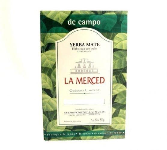 Yerba Mate La Merced de Campo Exclusive - 500g