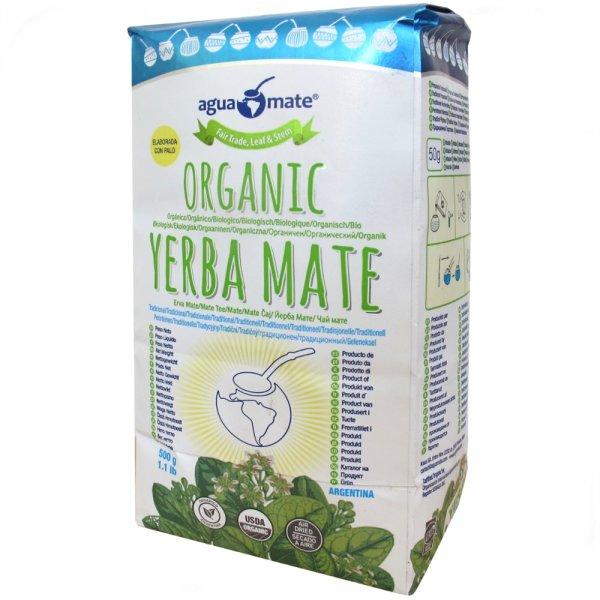 Yerba Mate Aguamate BIO (Kraus) Organic 500g