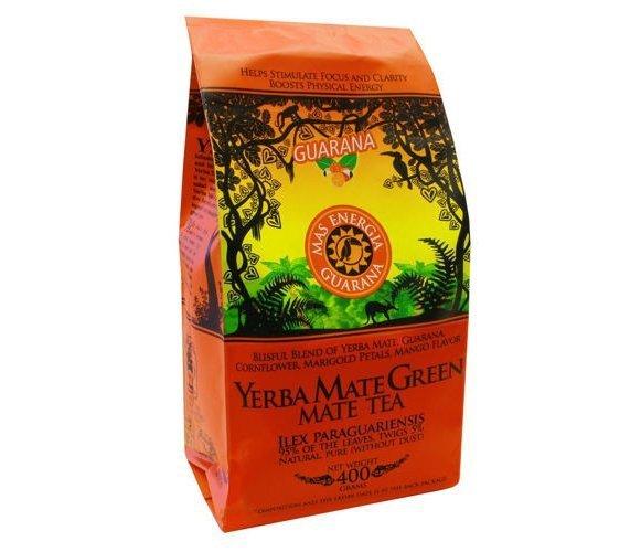 Yerba Mate Green Mas Energia Guarana - 1kg