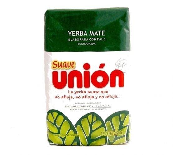 Yerba Mate Union Suave 500g - do siedmiu zalań!
