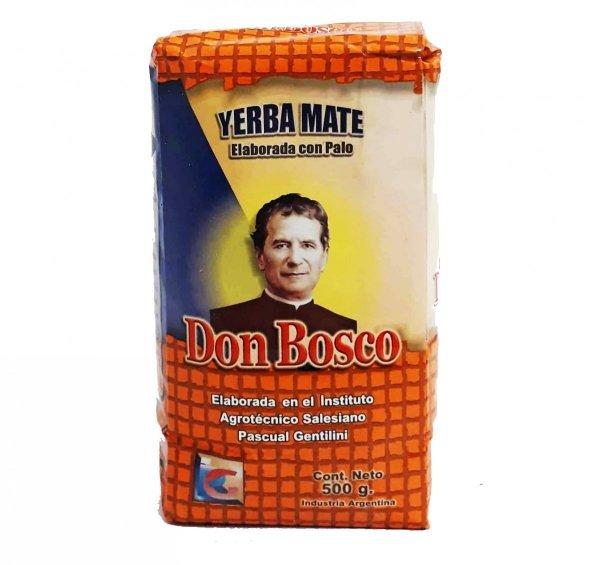 Yerba Mate Elaborada Don Juan Bosco - 500g