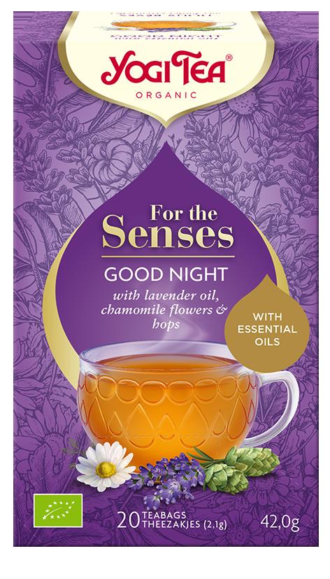 Herbata Spokojna Noc GOOD NIGHT BIO - YOGI TEA