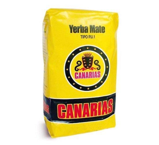 Yerba Mate Canarias 250g Brazylijskie pobudzenie!