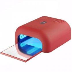 LAMPA UV 36W TIMER SOFT RED Z WYSUWANYM DNEM