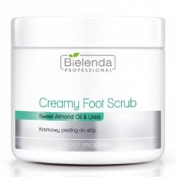 BIELENDA Kremowy peeling do stóp 500ml
