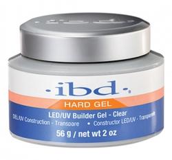 IBD HARD GEL ŻEL BUDUJĄCY PRZEŻROCZYSTY UV/LED CLEAR 56G