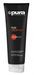 PURA COLOR MASK MASKA DO WŁOSÓW SCARLET 250ML