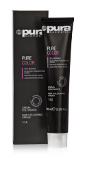 PURA PURE COLOR FARBA DO WŁOSÓW 100ML 11/1 ASH SUPERLIGHTNER