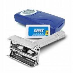 Shaving Factory Klasyczna maszynka do golenia golarka Safety Razor