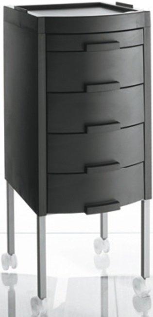 Wózek fryzjerski Fox Manhattan czarny