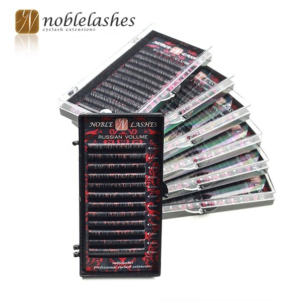 NOBLE LASHES RUSSIAN VOLUME C 0,1 11 MM