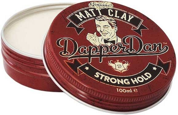 Matt Clay matowa pomada do włosów Dapper Dan 100ml