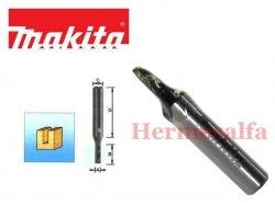 FREZ DO DREWNA PROSTY (1 ROWEK) 8mm MAKITA D-10001 szerokość ostrza 3mm