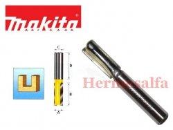FREZ DO DREWNA PROSTY 8mm MAKITA D-10067 szerokość ostrza 8mm
