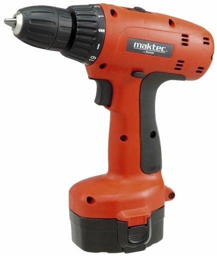 Akumulatorowa wiertarko-wkrętarka MAKTEC MT064SK2