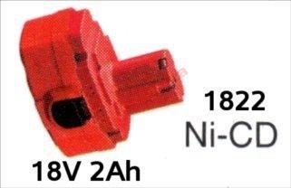 Akumulator ORYGINAŁ MAKITA 1822 NiCd 18V 2Ah