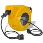 Przedłużacz kasetowy 1-gniazdo z/u 16m /H05RR-F 3G1,5/ PZ-1Z KTW
