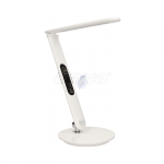 Lampka biurkowa z wyświet CRYSTAL LED, 6,5W, biała